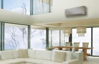 ТОП-5 отличных кондиционеров для работы в сильный мороз