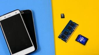 Память смартфона: такое LPDDR4, eMMC, UFS и microSD и чем они отличаются