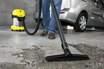 Работаем в чистоте: ТОП-5 промышленных пылесосов
