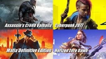 Сборка игрового ПК для Cyberpunk 2077, Horizon Zero Dawn, Mafia и Assassin's Creed Valhalla