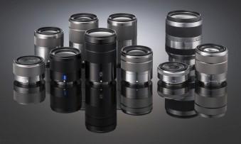 5 необходимых объективов под беззеркальные камеры Sony формата APS-C