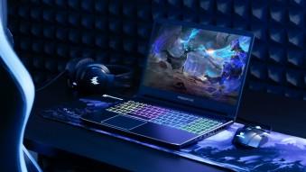 Мобильный гейминг: ТОП-5 оптимальных игровых ноутбуков с 15-дюймовым дисплеем