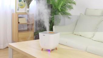 ТОП-5 лучших ультразвуковых увлажнителей воздуха для дома или квартиры