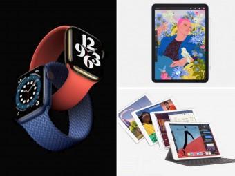 В ожидании чуда: по следам анонса Apple Watch SE и Series 6, iPad 8 и Air 4