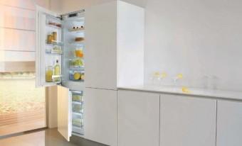 ТОП-5 отличных встраиваемых двухкамерных холодильников без No Frost