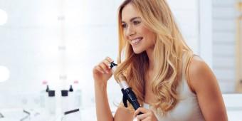 Делаем упругие кудри и голливудские локоны: 5 отличных плоек для волос