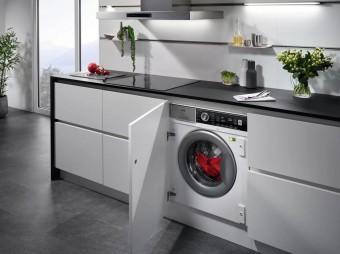 ТОП-5 встраиваемых стиральных машин на любой кошелек