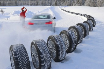 ТОП-5 недорогих зимних шин R17 для авто класса SUV