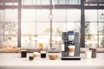 ТОП-5 лучших кофемашин с автоматическим капучинатором