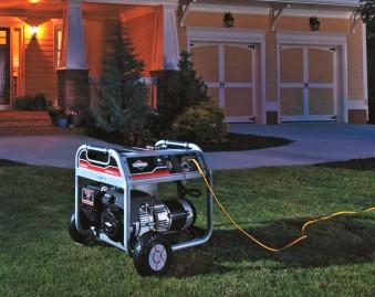 Резервное питание: пятерка дизельных генераторов мощностью до 5 кВт