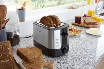 Хрусткі тости до сніданку: ТОП-5 відмінних тостерів