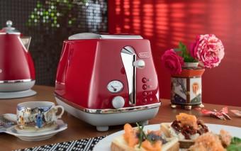 ТОП-5 стильних тостерів, які стануть родзинкою вашої кухні