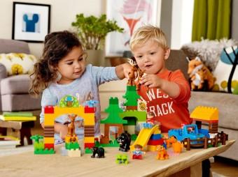 Беспроигрышный подарок: ТОП-5 конструкторов Lego для самых маленьких
