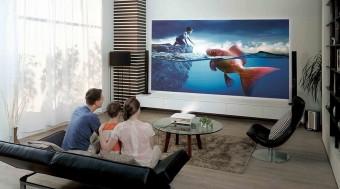 Екран без меж: ТОП 5 LED-проєкторів для домашнього кінотеатру