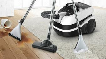 Сухая и влажная уборка одним устройством: ТОП-5 моющих пылесосов