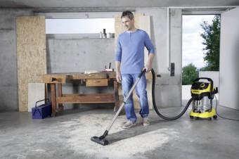 Для дома, дачи и мастерской: ТОП-5 хозяйственных пылесосов