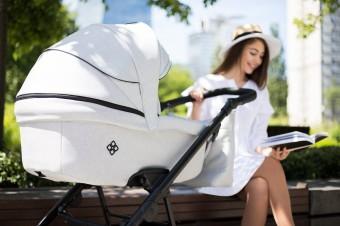 От рождения до 3-летнего возраста: ТОП-5 детских колясок 2-в-1