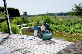 Пять хороших насосных станций для подачи чистой воды