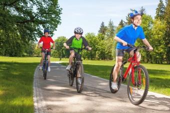 ТОП-5 подростковых велосипедов для юных райдеров