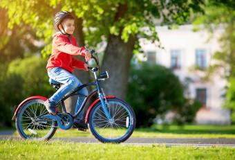 Крутим педали! ТОП-5 детских двухколесных велосипедов