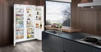 ТОП-5 емких холодильников Side-by-side для большой семьи