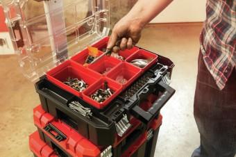 Всьому своє місце: ТОП-5 ящиків-органайзерів для інструменту