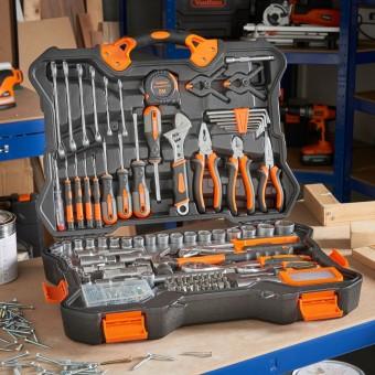 П'ять хороших універсальних наборів інструментів для дому