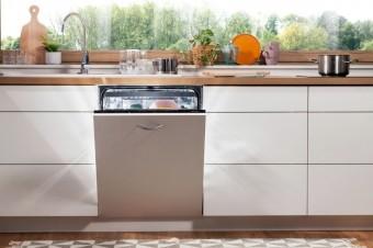 Пятерка экономичных полновстраиваемых посудомоек с шириной корпуса 60 см
