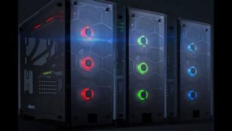 Компьютерные домики: 5 вместительных корпусов Midi Tower
