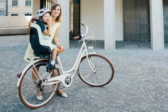Велопоездки с детьми: ТОП-5 задних велосипедных кресел