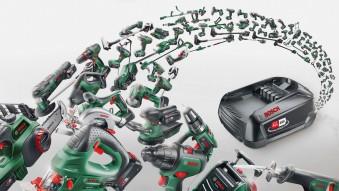 Одна батарея для всего инструмента: мультиплатформенные серии аккумуляторов
