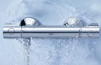 Тримати градус: ТОП-5 термостатичних змішувачів настінного монтажу для душу