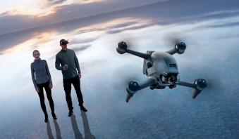 Полная свобода полетов: ТОП-5 отличных FPV-дронов