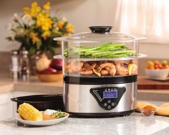 Корисне меню дієтичної кухні: ТОП-5 пароварок