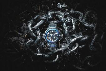 П'ятірка кварцових спортивних годинників з водозахистом від 10 АТМ