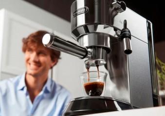 Сам себе бариста: ТОП-5 кофеварок рожкового типа