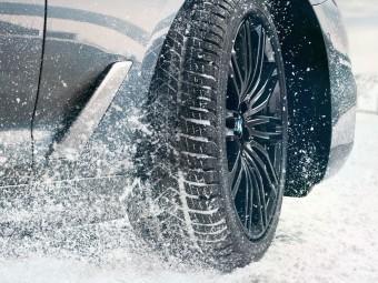Пятерка зимних шин R16 крепкого среднего класса