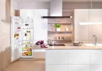 П'ятірка відмінних вбудованих холодильників без морозильної камери