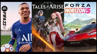 Бюджетный игровой ПК для FIFA 22, Forza Horizon 5 и Tales of Arise