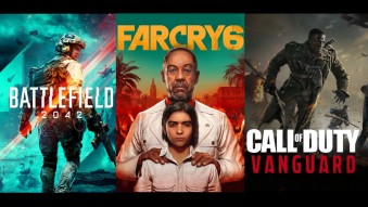 Мощный игровой ПК для Battlefield 2042, Far Cry 6 и CoD Vanguard
