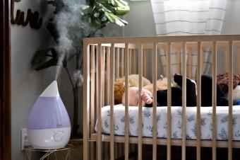 Безопасно и полезно: ТОП-5 небольших увлажнителей для детской