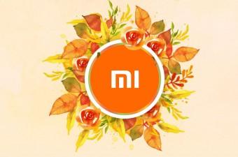 ТОП-5 актуальных товаров Xiaomi на осенний сезон