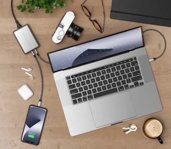 ТОП-5 потужних gan-зарядок з підтримкою Power Delivery для гаджетів і ноутбуків