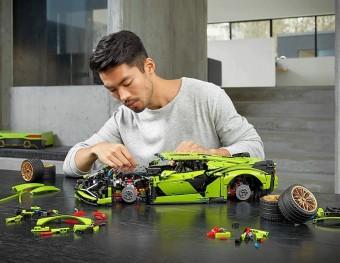«Взрослые» конструкторы: 5 наборов Lego повышенной сложности сборки